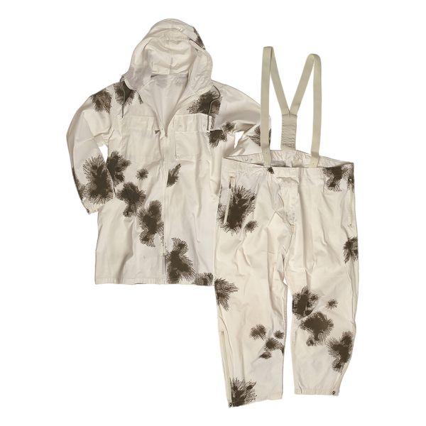 German Snow Camo Suit 2-Piece