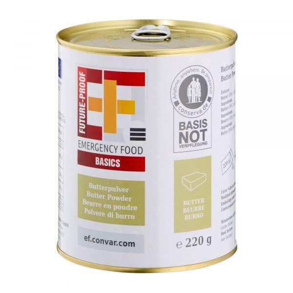 EF Emergency Food Butter Powder