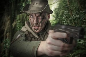 Ranger Action Shoot