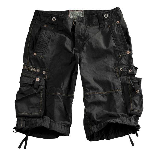 Shorts Alpha Terminal black
