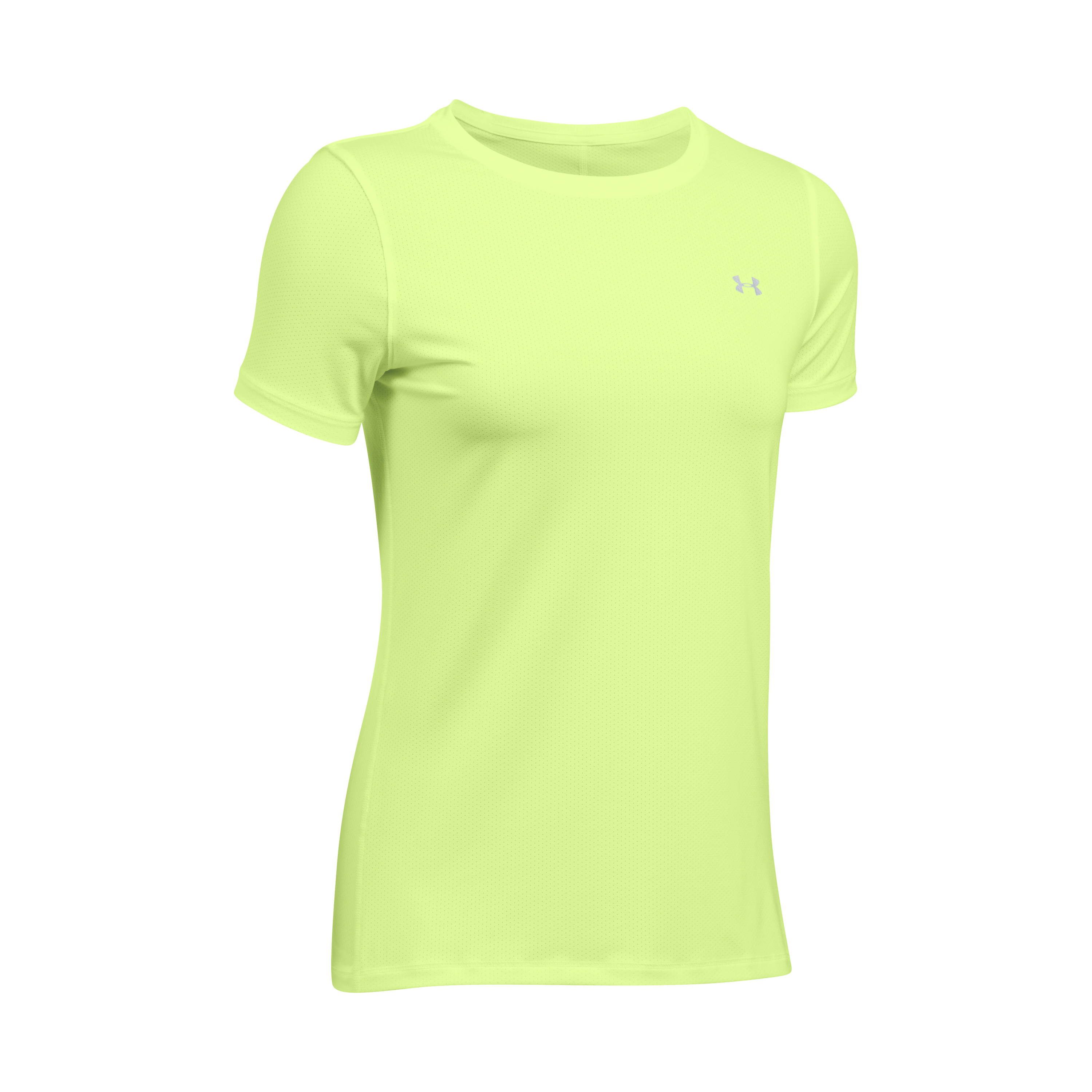 Under Armour Fitness Woman's Armour Shirt green