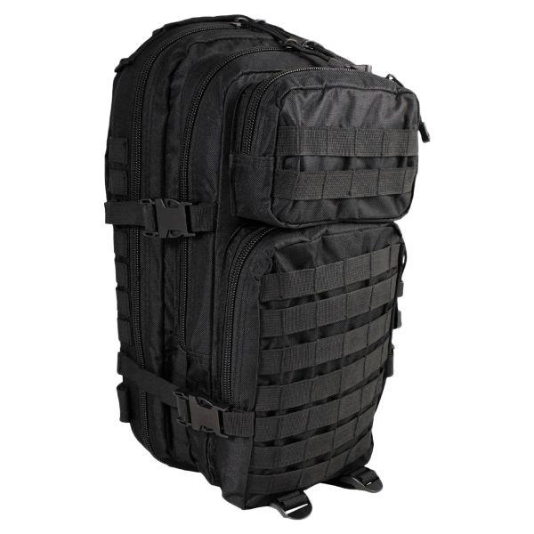 MFH Backpack US Assault I Basic black