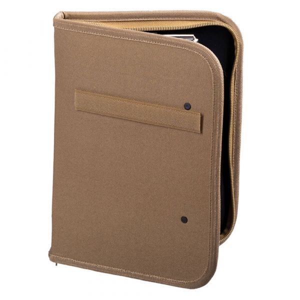Mil-Tec German BW Document Case DIN A5 coyote