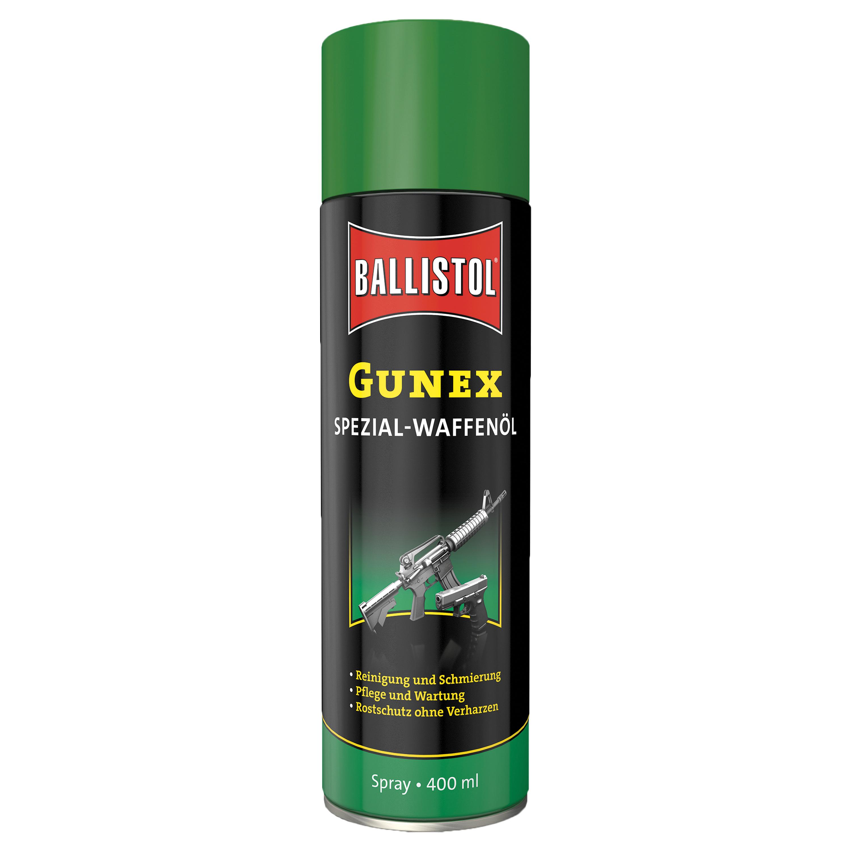 Gunex Gun Oil Spray 400 ml