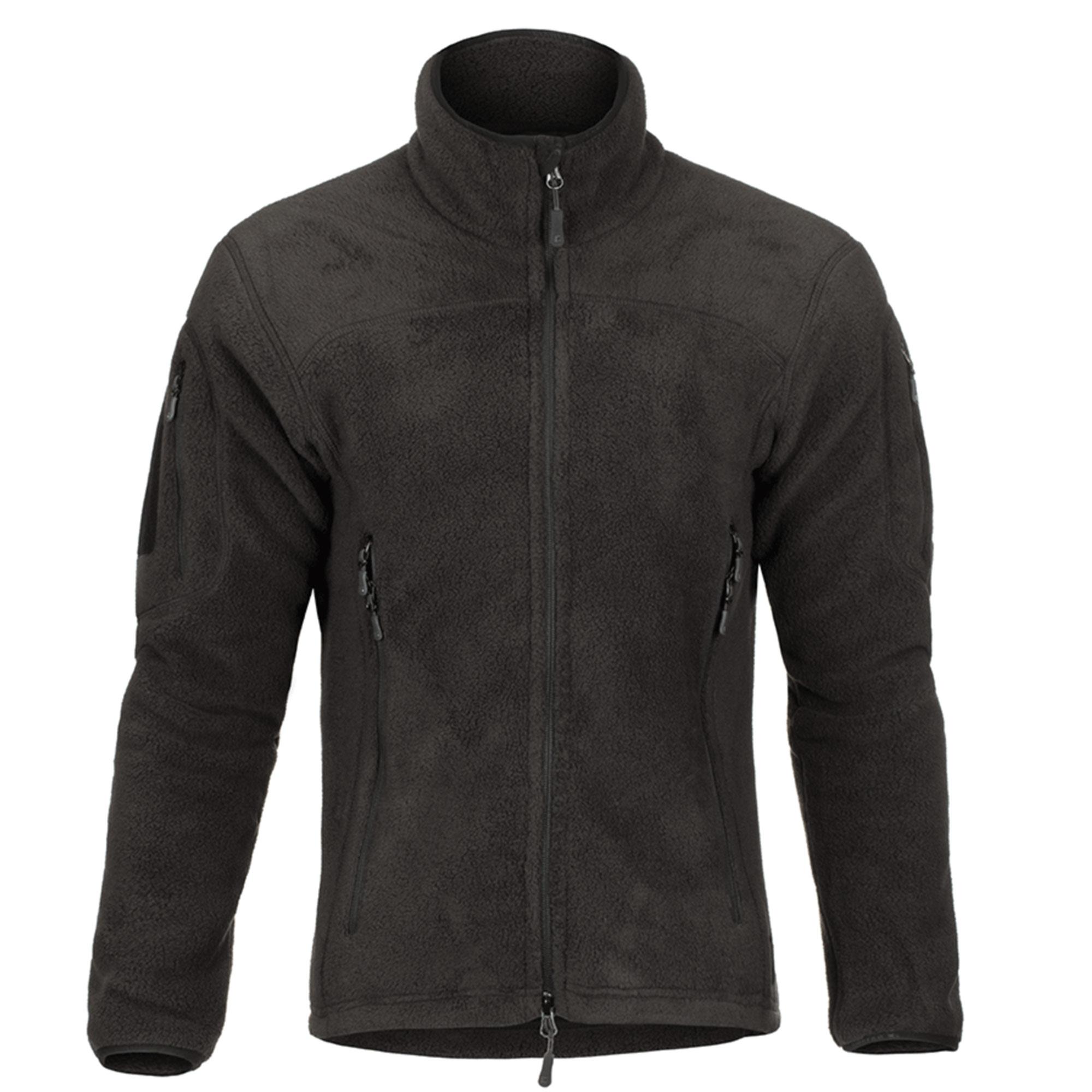 ClawGear Fleece Jacket Milvago black