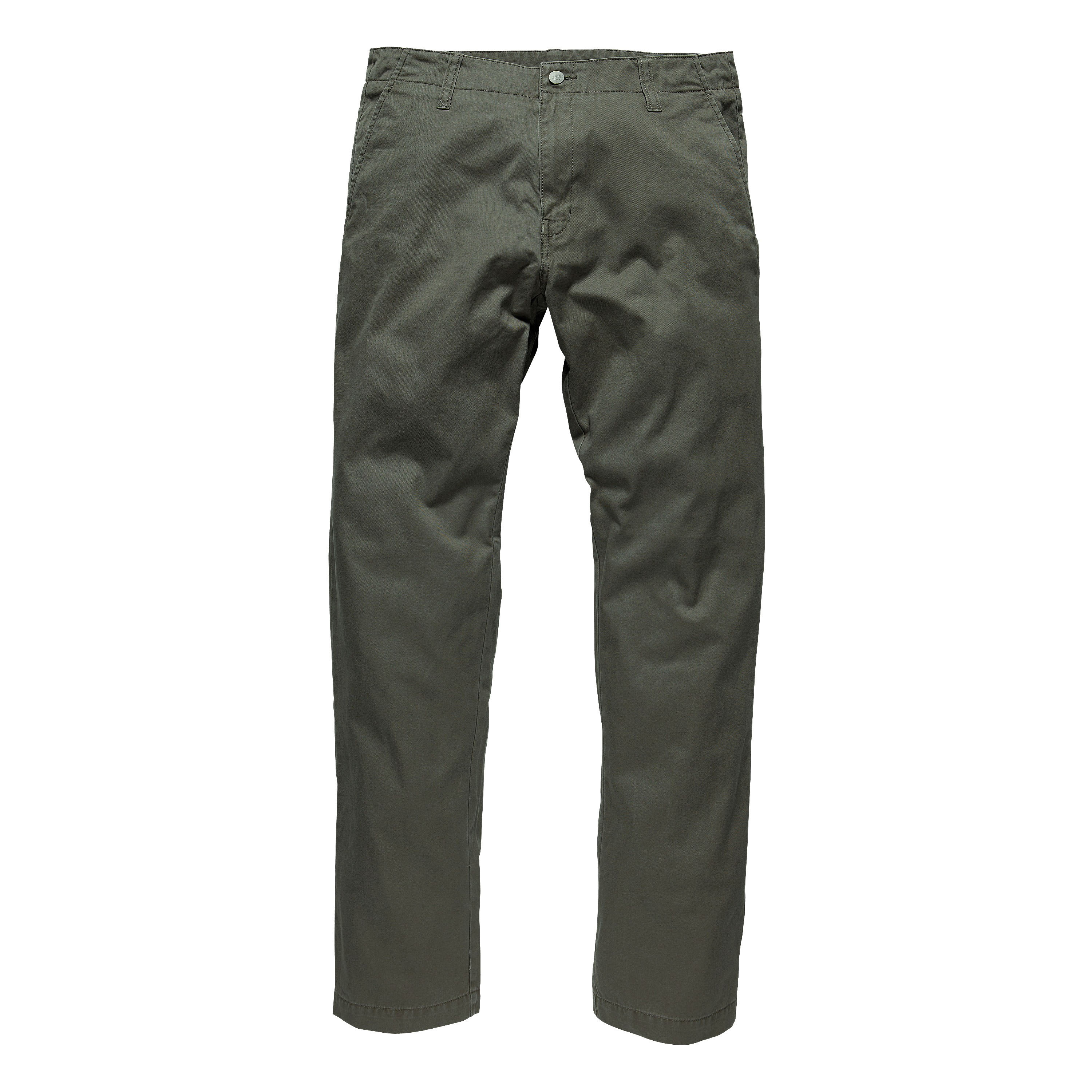 Pants Vintage Industries Cult Chino olive