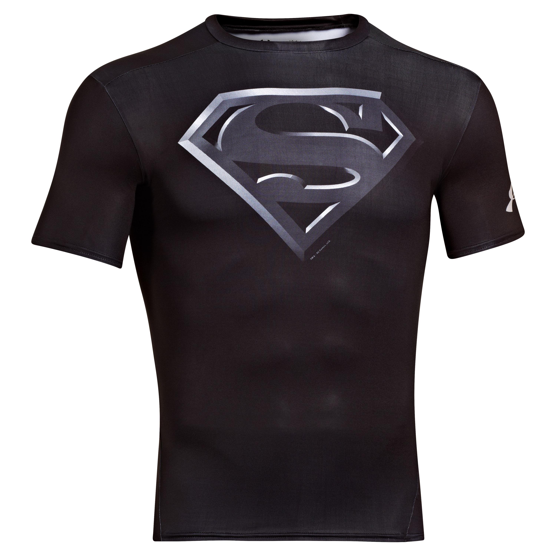 Laos Adular rizo  Under Armour Shirt Alter Ego Superman black