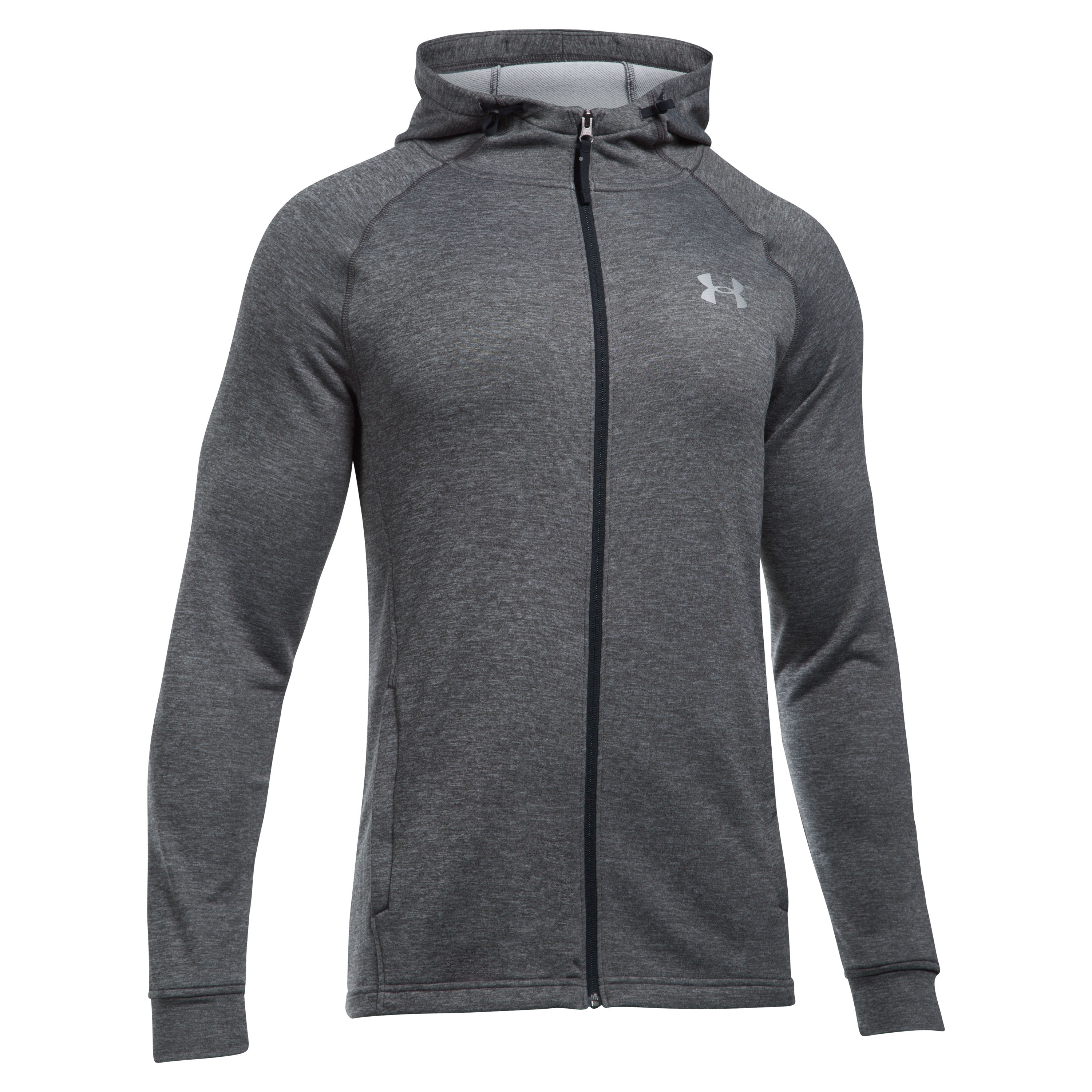 Under Armour Hoodie Tech Terry FZ gray