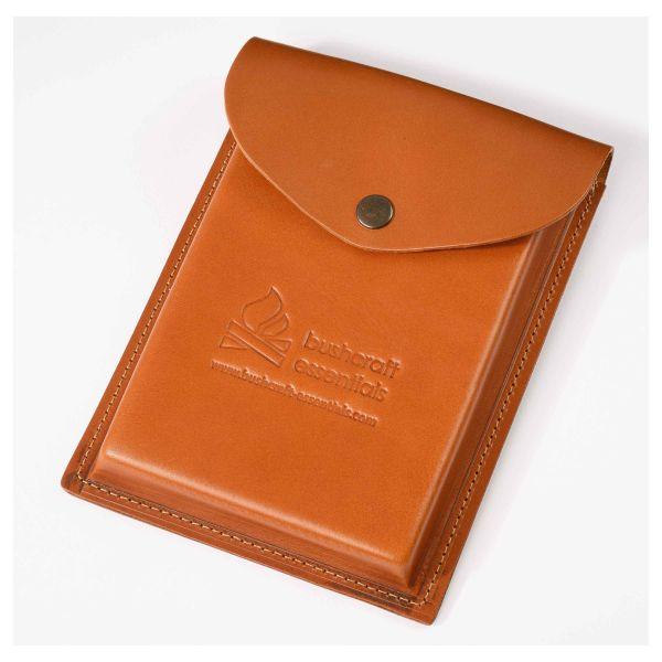 Bushcraft Essentials Leather Pouch Bushbox XL