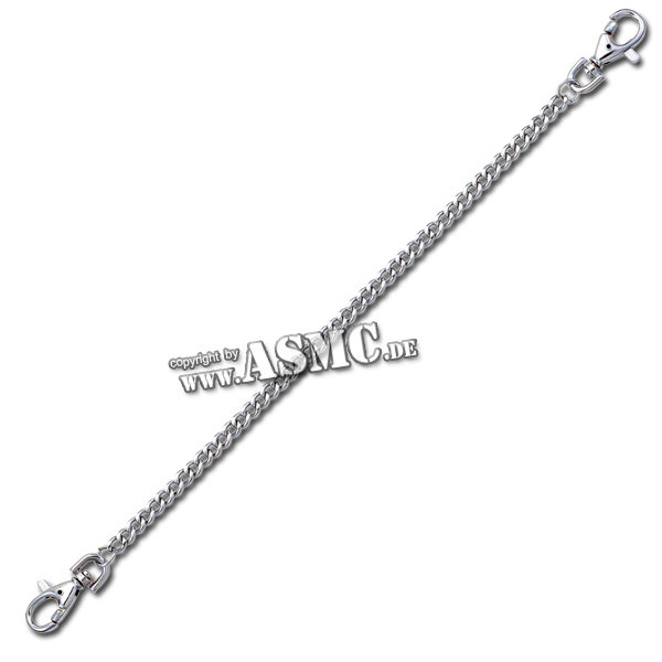 Knife Chain with 2 Carabiner