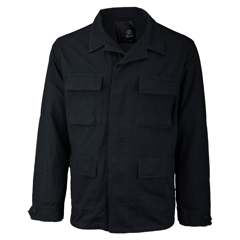 Brandit BDU Jacket Ripstop black