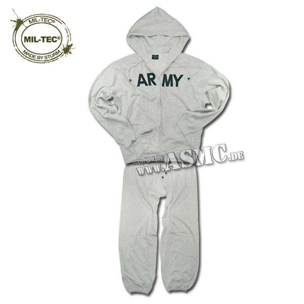 P.T. Suit ARMY gray