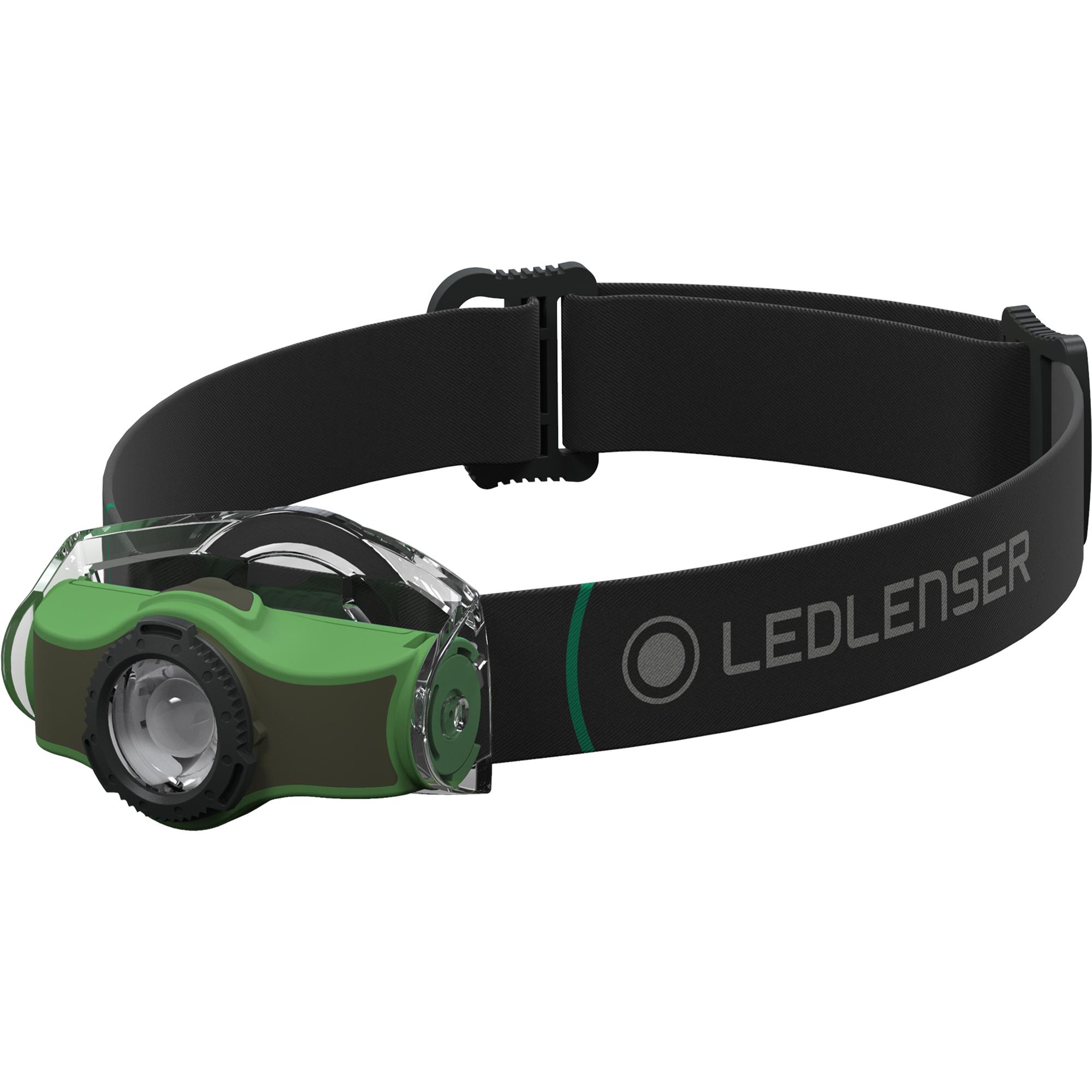 Ledlenser Head Lamp MH4 green