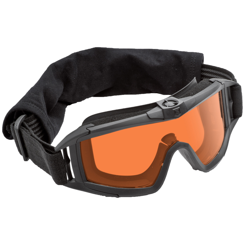 Revision Eyewear Desert Locust Fan Basic black/orange