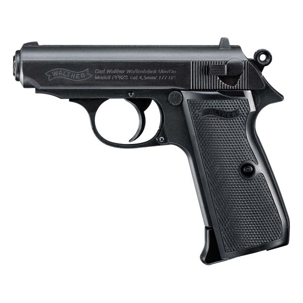 Walther Co2 Pistol PPK/S 4.5 mm