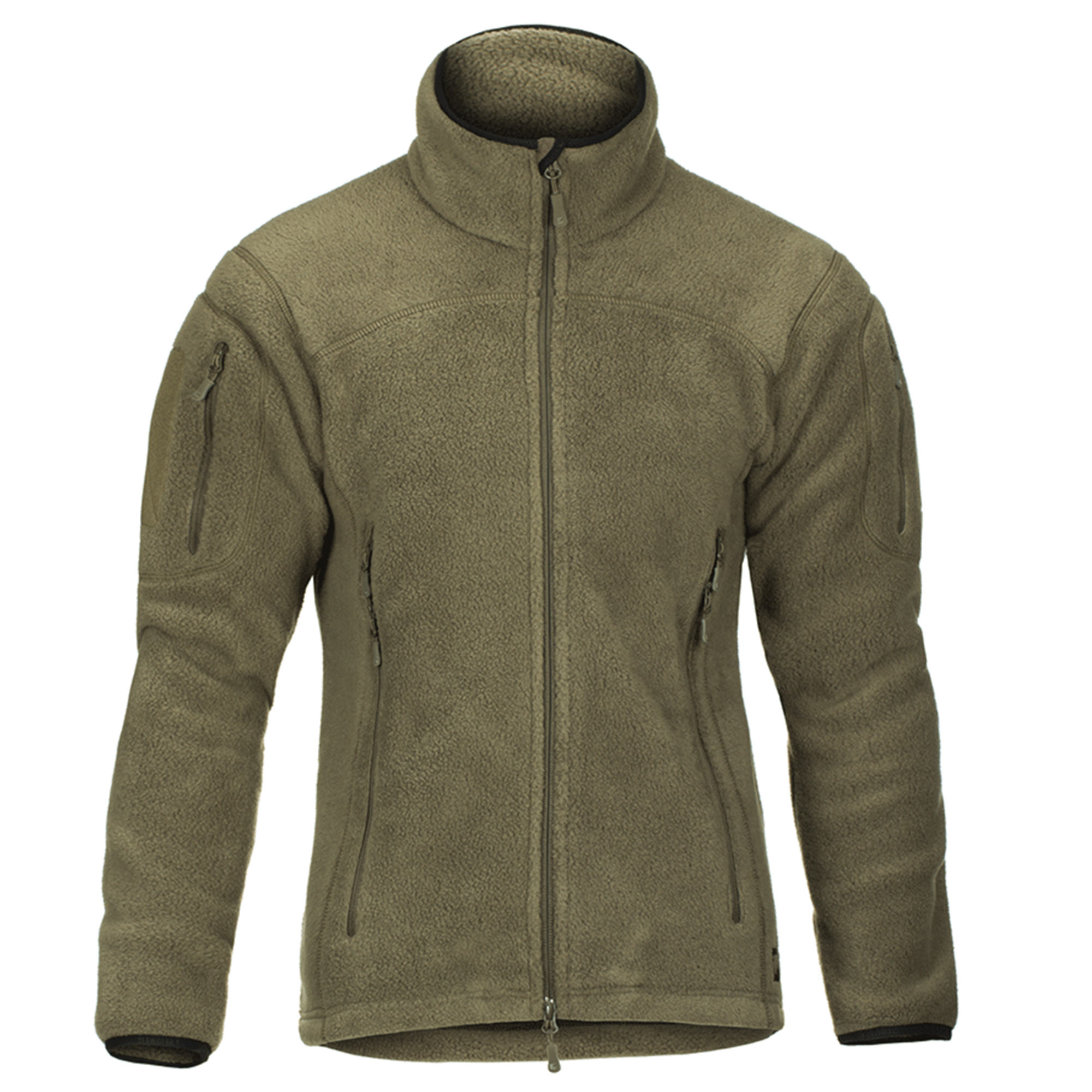 ClawGear Fleece Jacket Milvago stone olive