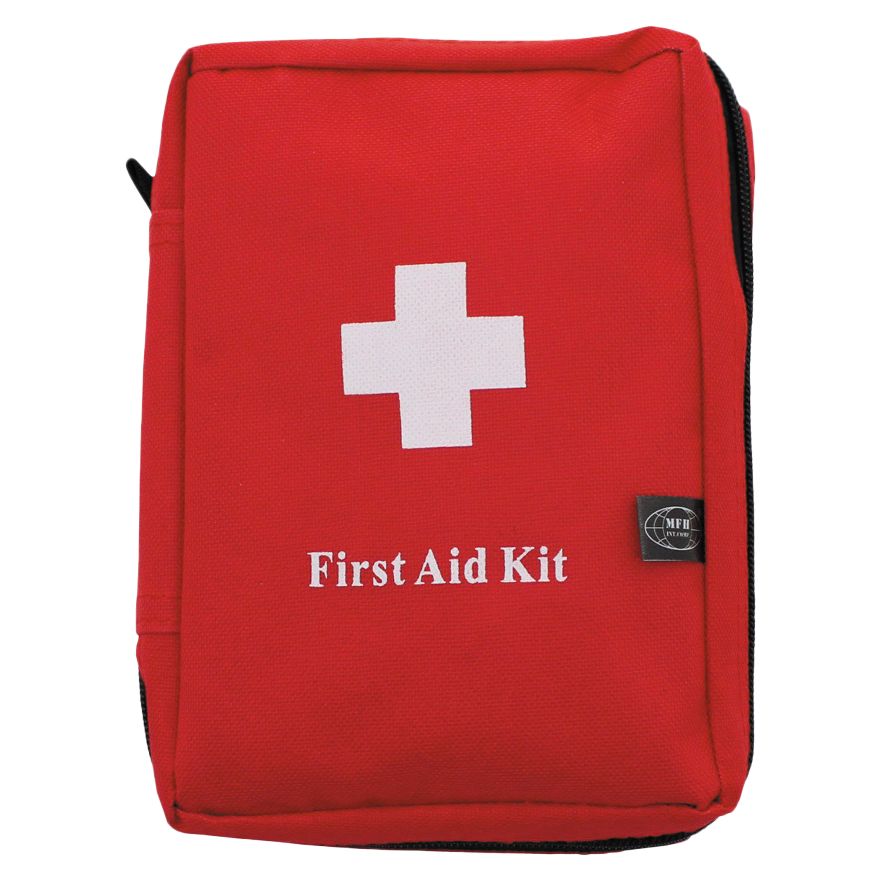 First-Aid Set MOLLE red