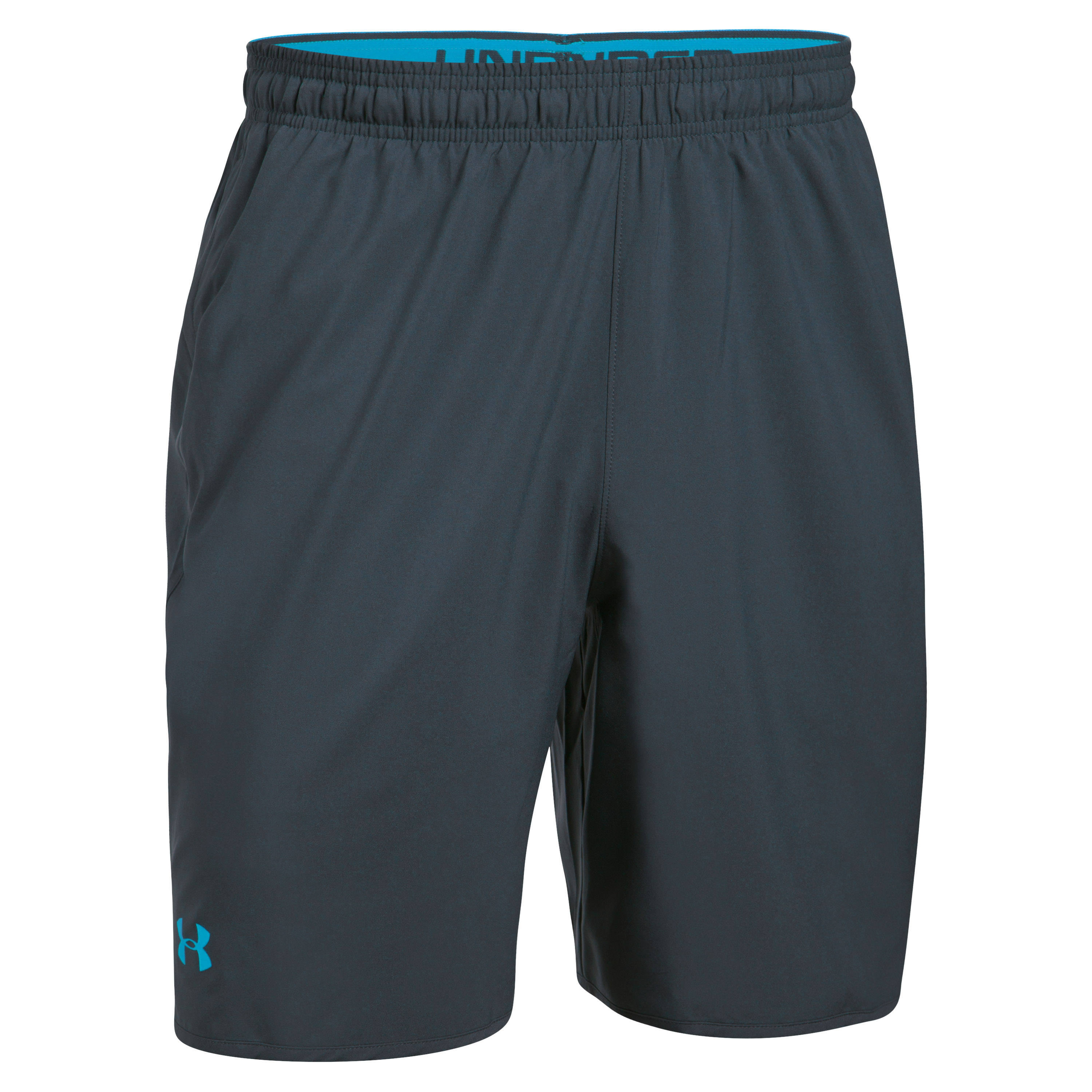 Under Armour Short Qualifier Woven gray
