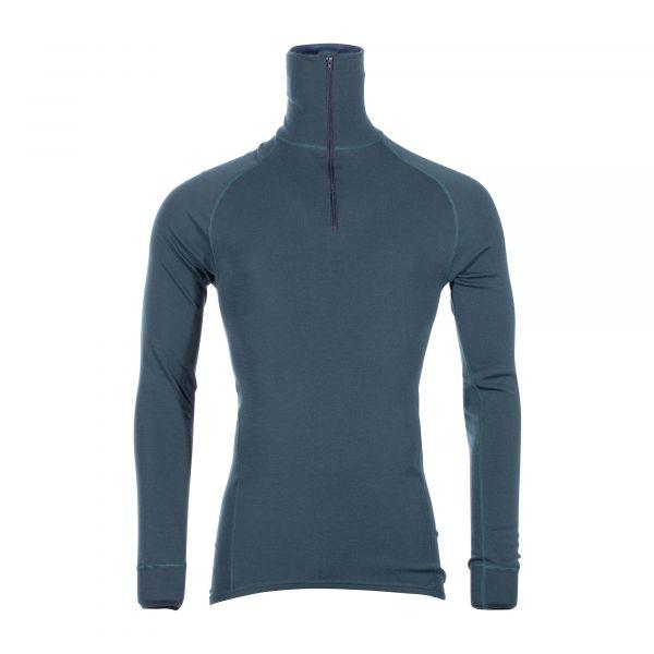 Brynje Classic Zip Polo Shirt green
