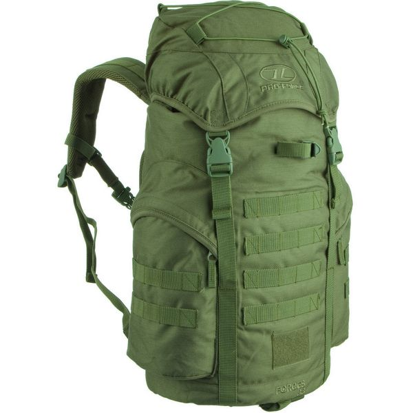 Backpack Pro Force New Forces 33 L olive