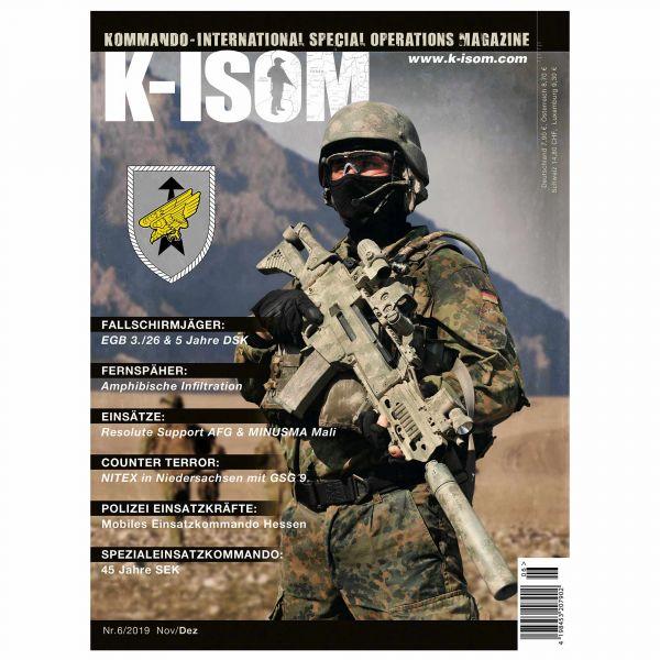 Kommando Magazine K-ISOM Edition 06-2019