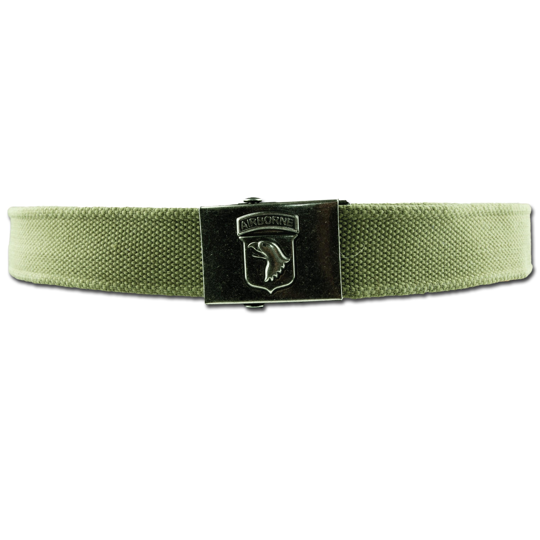 Belt Mil-Tec Airborne olive