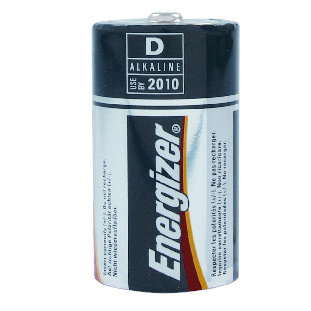 Battery D-Cell