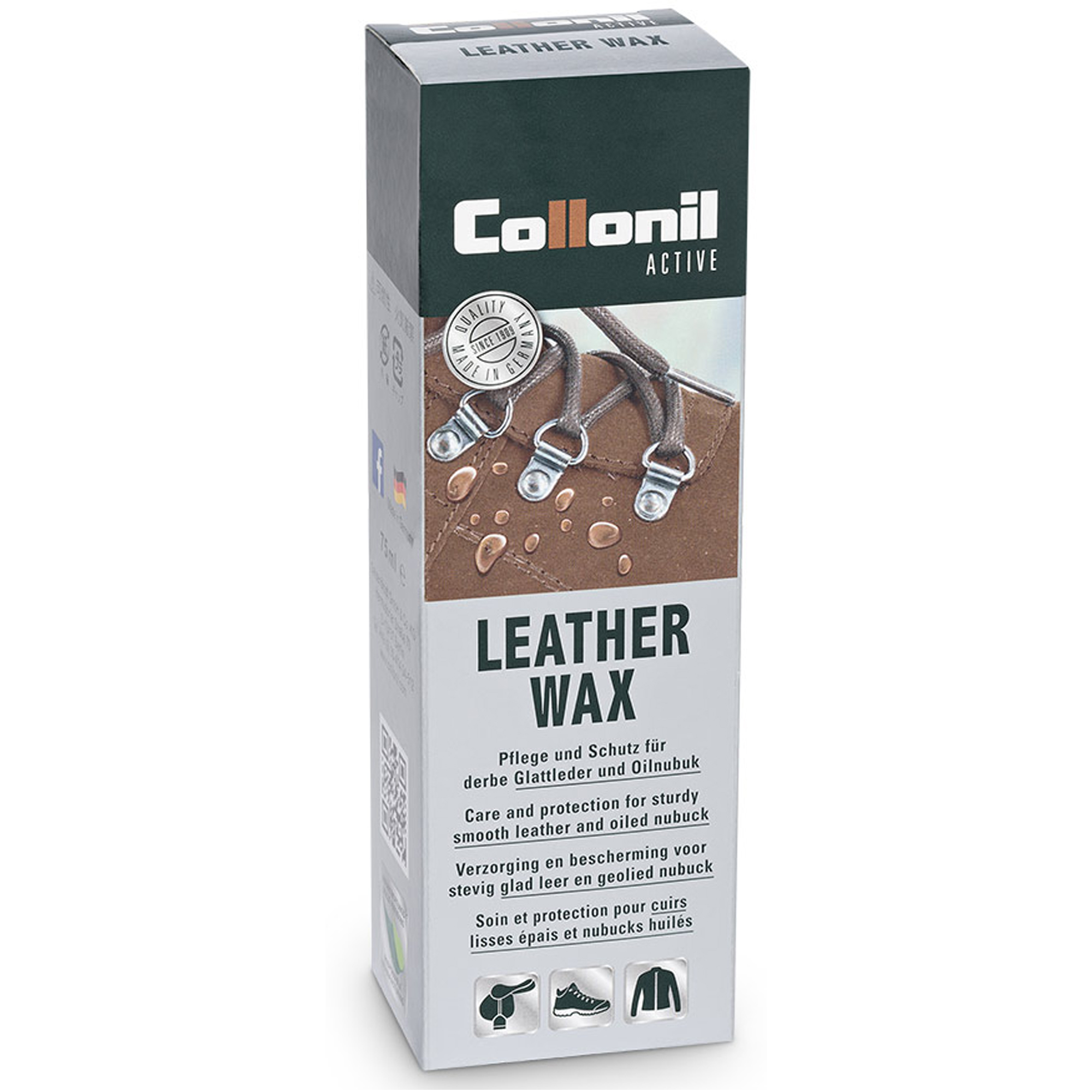 Collonil Outdoor Leather Wax 75 ml