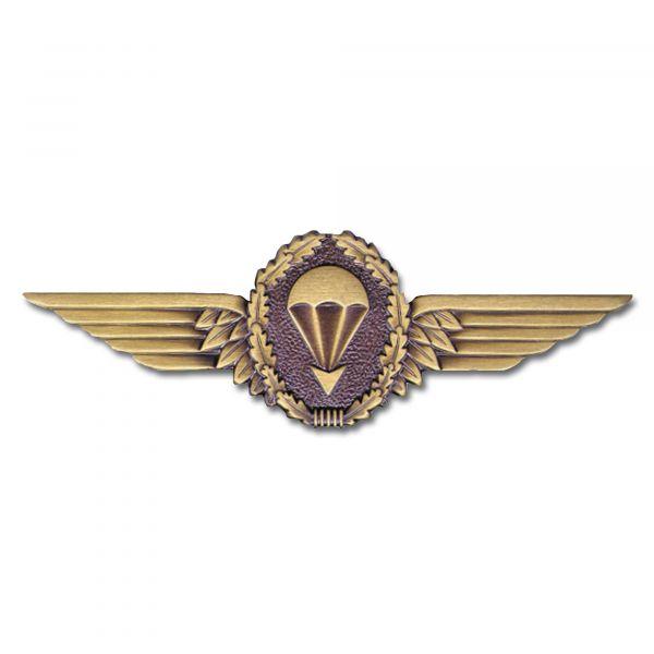 German insignia Airborne Personnel bronze