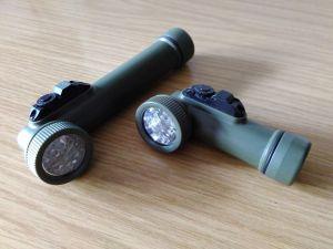 Winkellampe 1x AA Mod.
