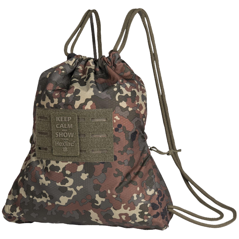 Sports Bag Hextac flecktarn