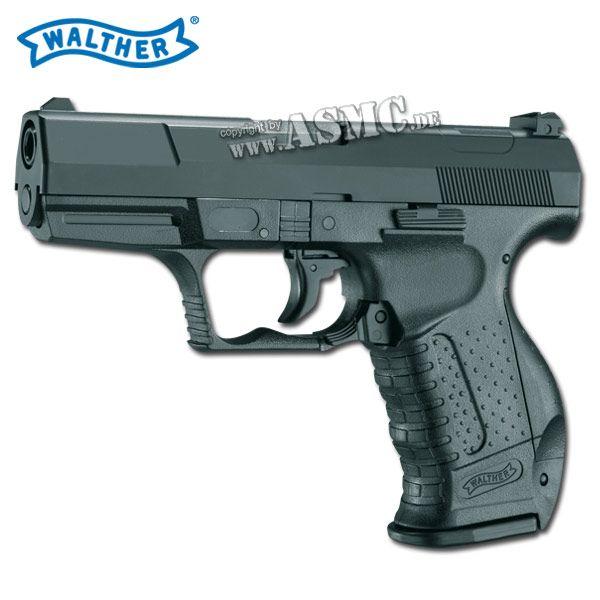 Airsoft Pistol P99 6 mm (0,5 J) black