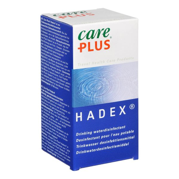 Care Plus Water Purification Hadex 30ml