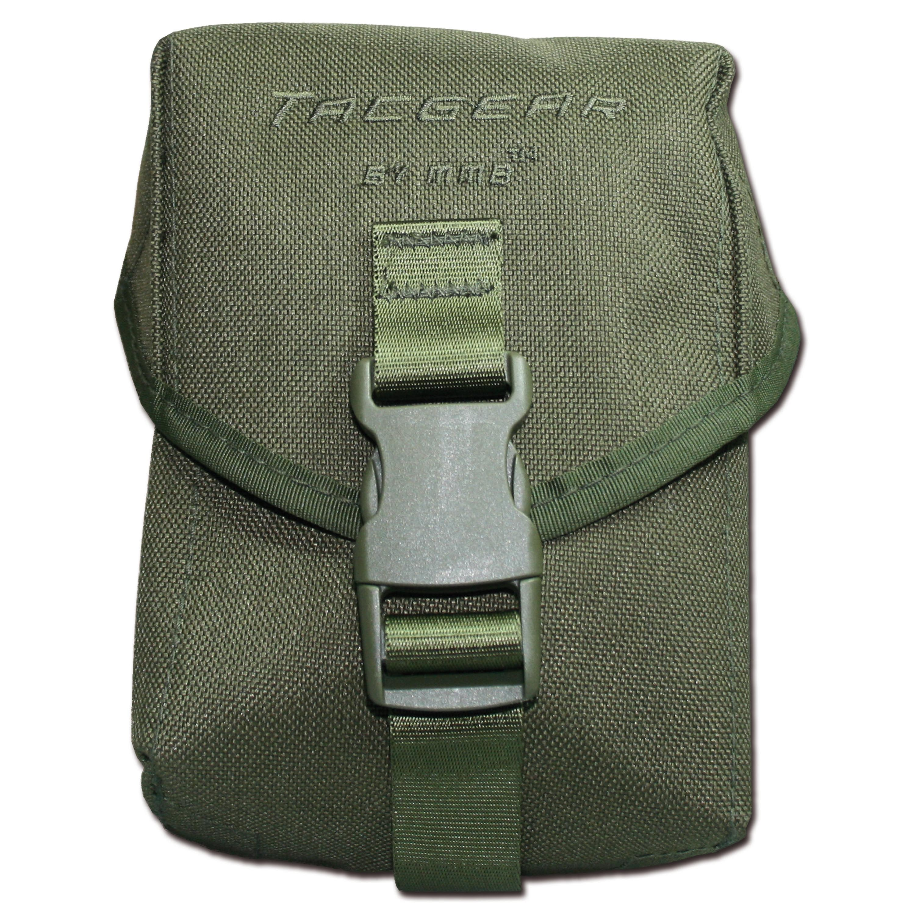 Ammunition Pouch TacGear 100 RD olive