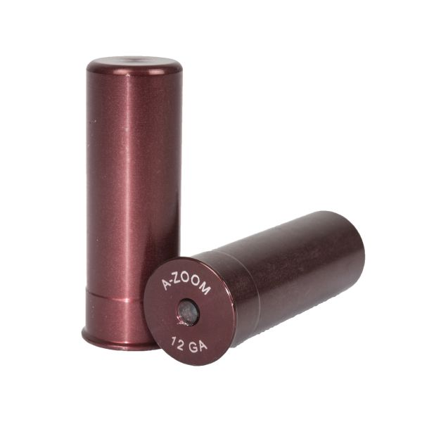 A-Zoom Training Cartridges 12 Gauge 2-Pack