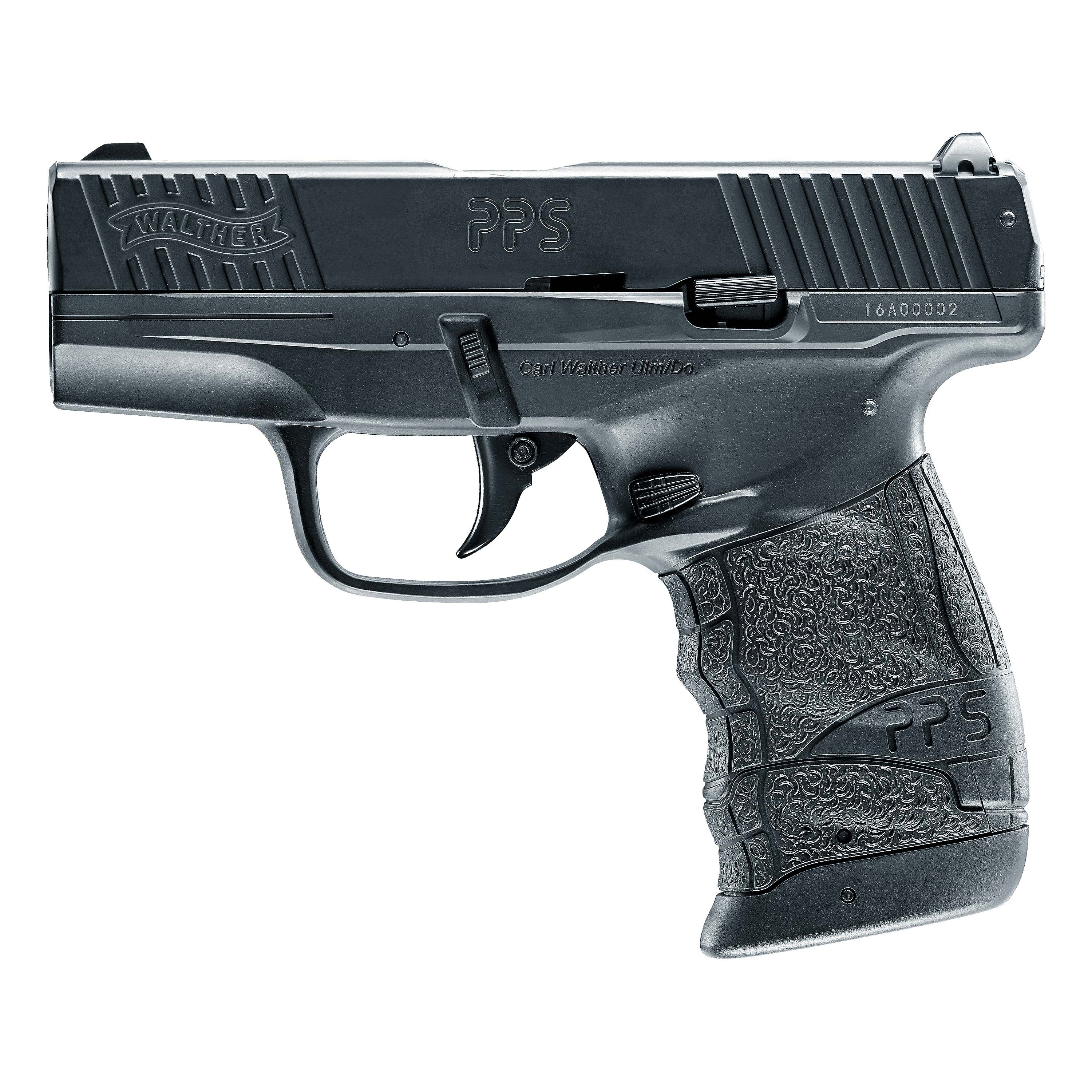 Walther Co2 Pistol PPS M2 4.5 mm