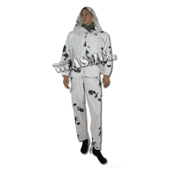 Snow Camo Suit