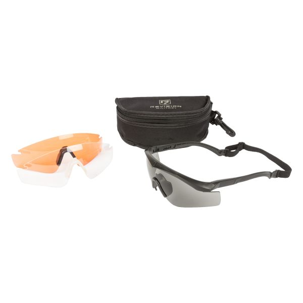Revision Eyewear Sawfly Deluxe Mission Kit black