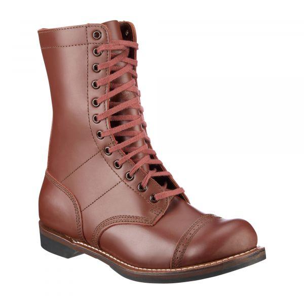 U.S. Para Boots Reproduction brown