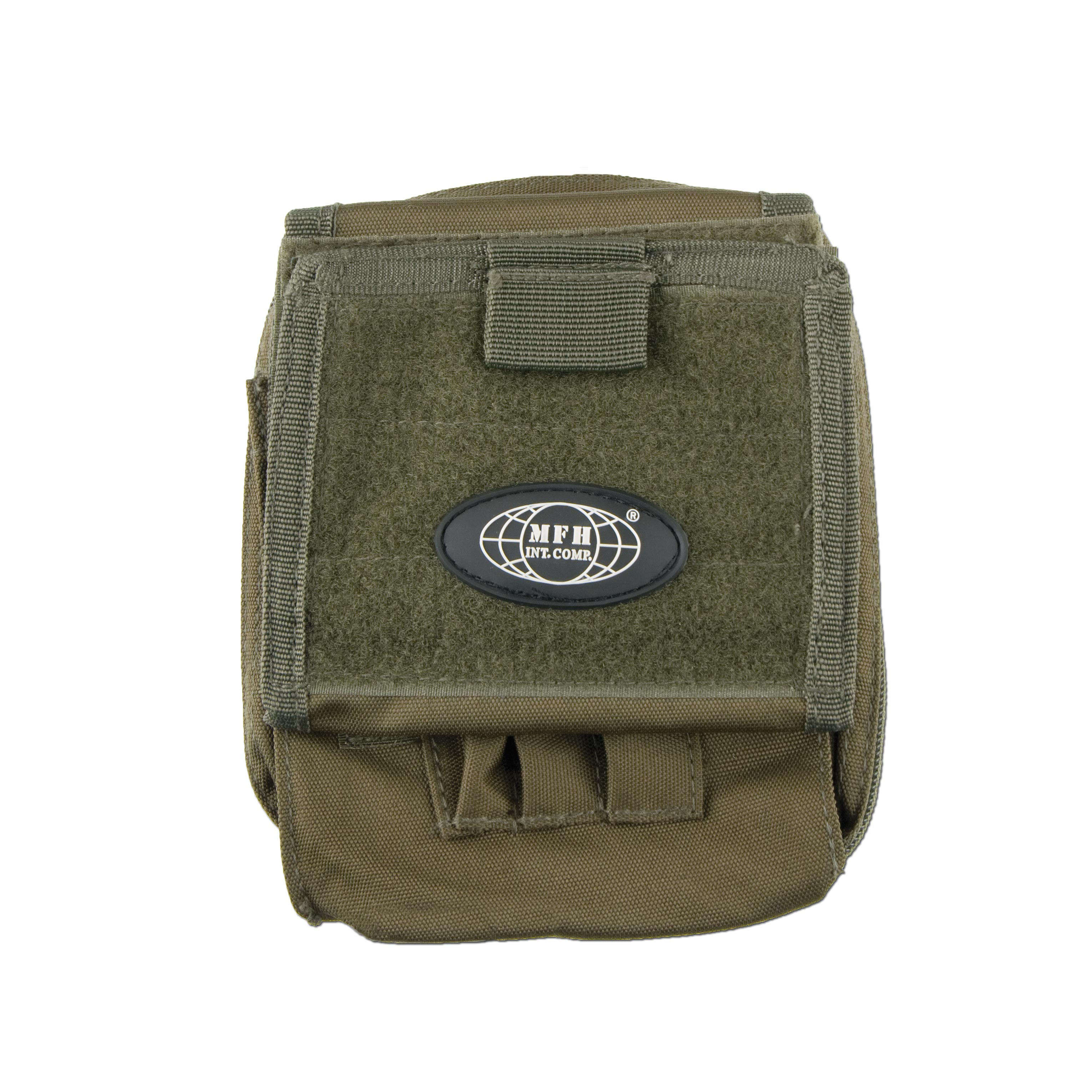 Map Case MFH Molle olive