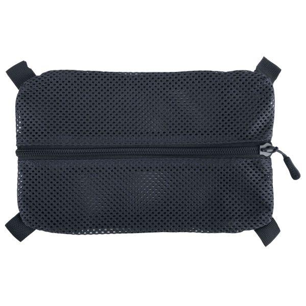 Mil-Tec Mesh Bag with Velcro S black