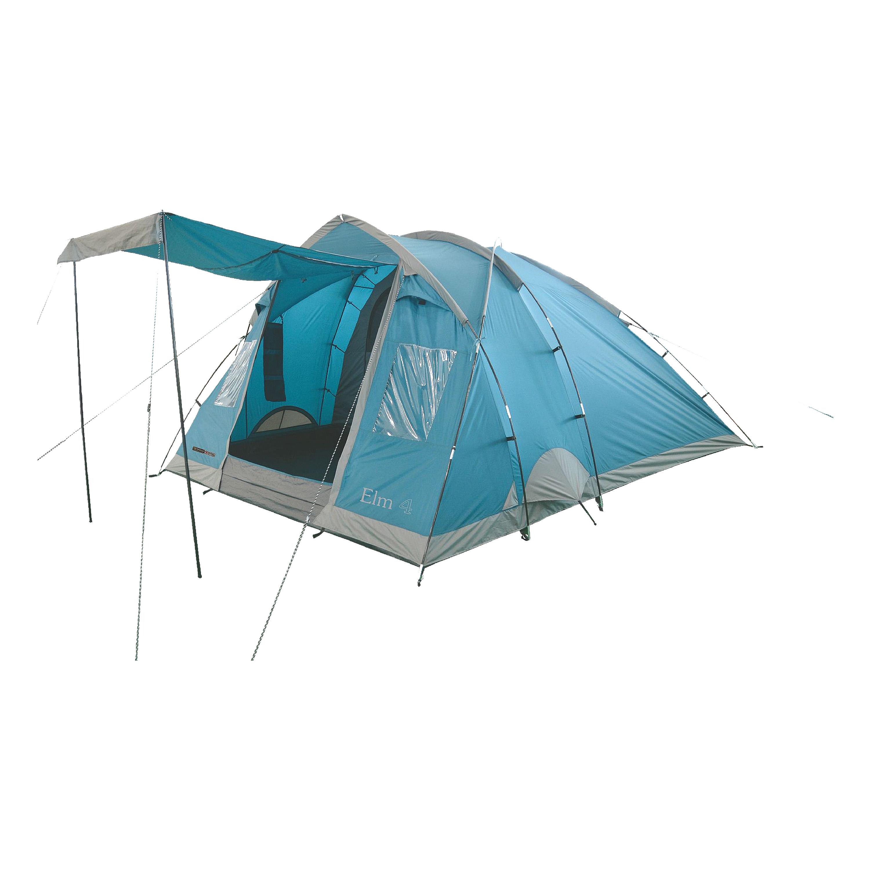 Highlander Tent Elm 4 turquoise/gray