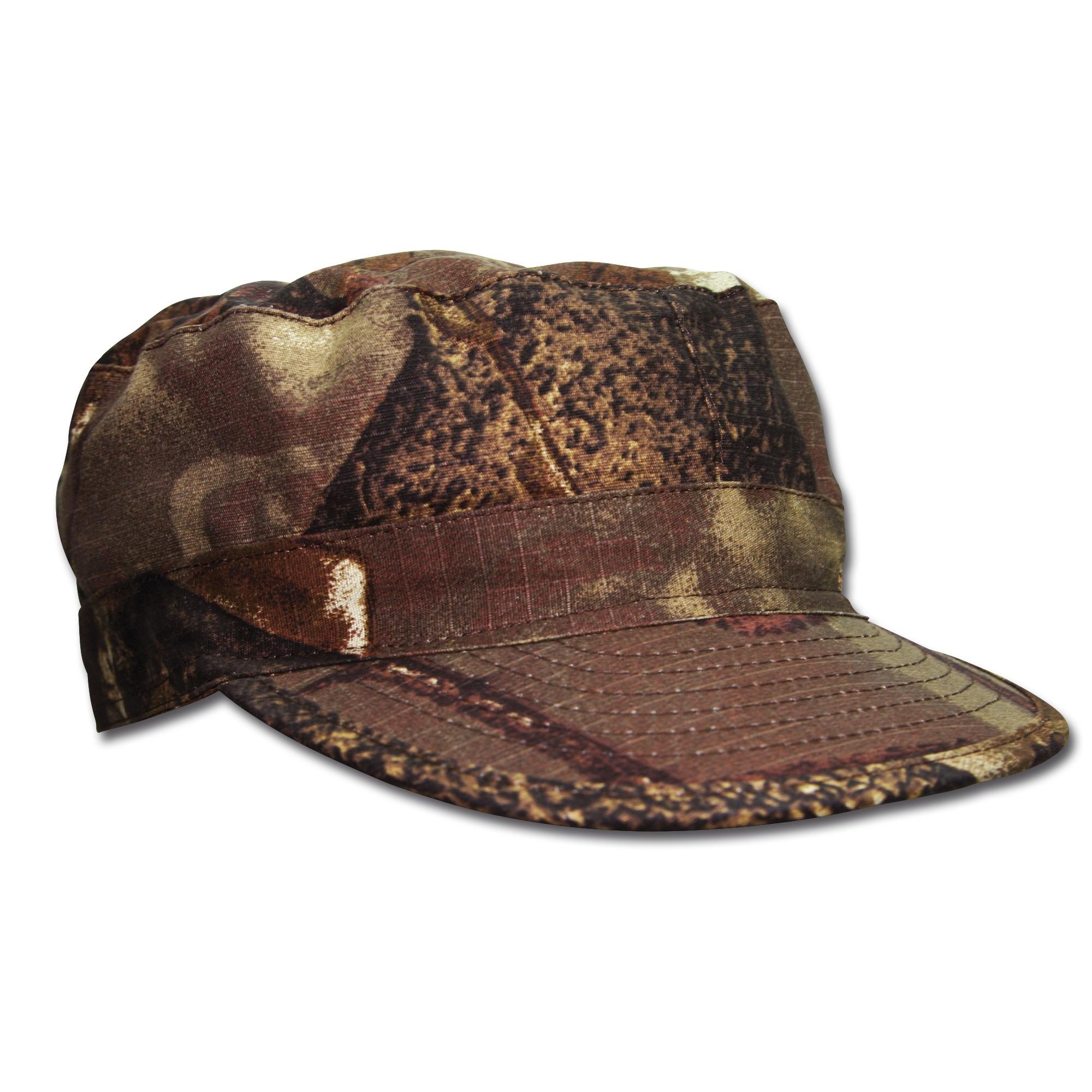 BDU Cap hunter brown
