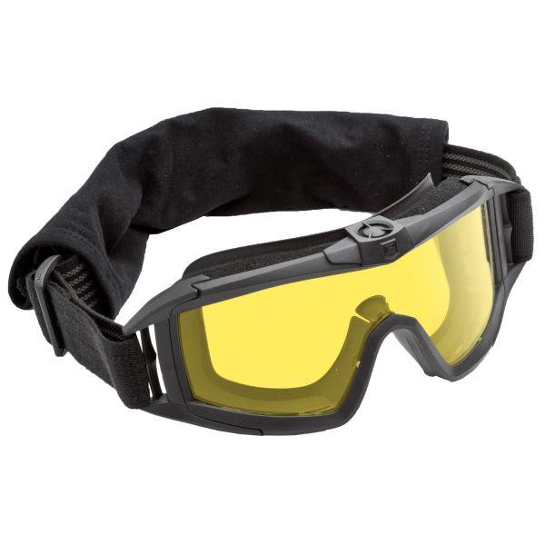 Revision Eyewear Desert Locust Fan Basic black/yellow