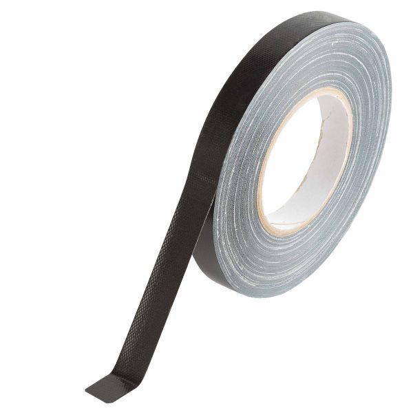 Priotec BW Duct Tape 19 mm x 50 m TL Standard black