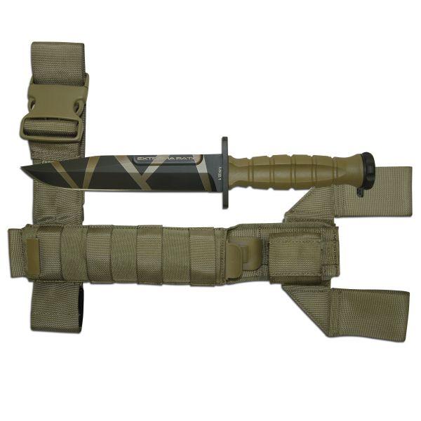 Combat Knife Extrema Ratio MK 2.1 Desert Warfare