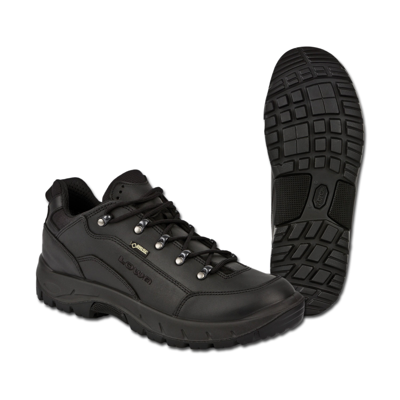 Shoe Lowa Renegade GTX® Lo TF Ws black