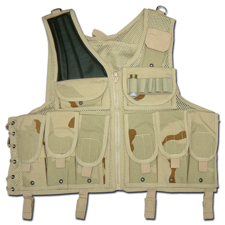 Tactical Vest Import 3-color desert