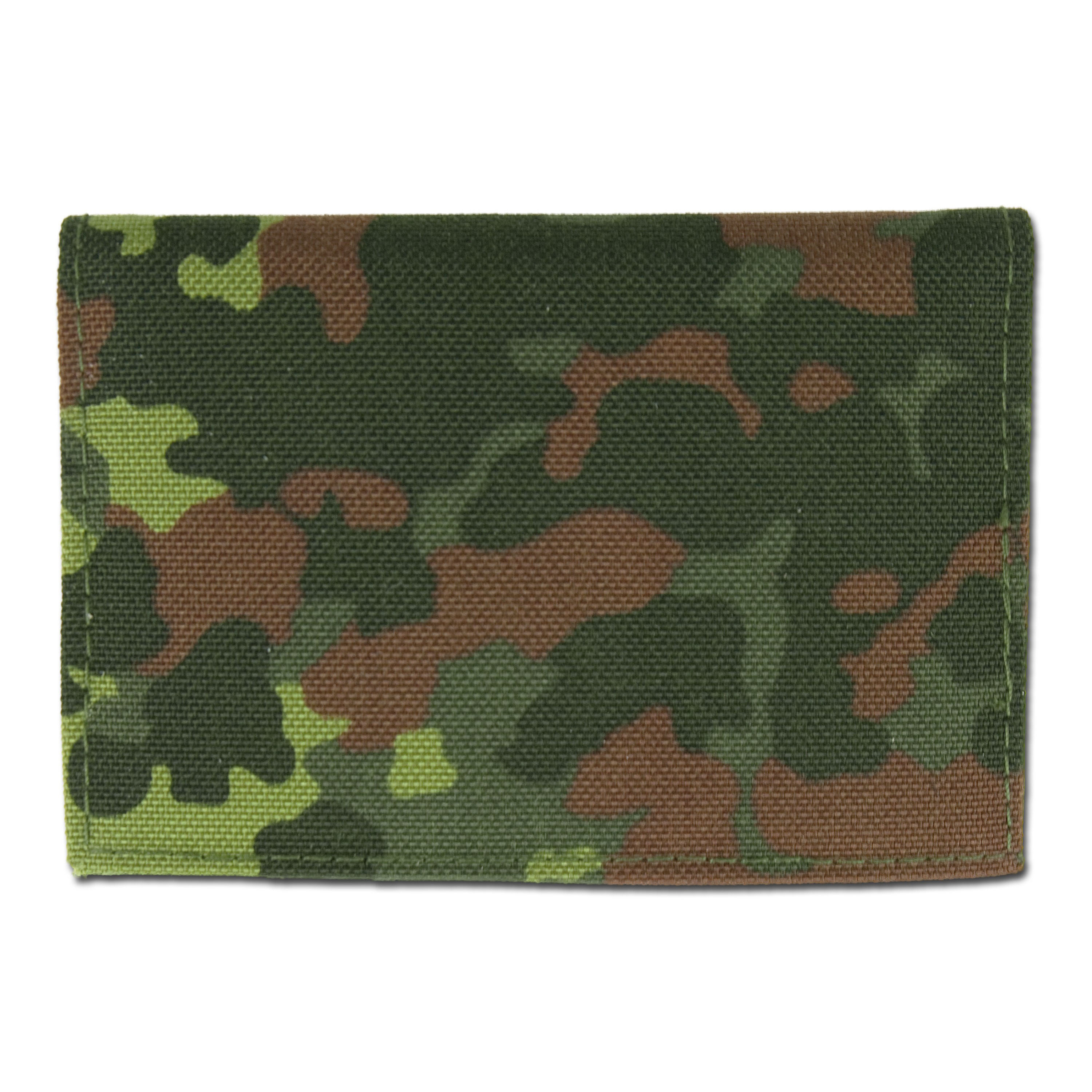Card Wallet Cordura flecktarn