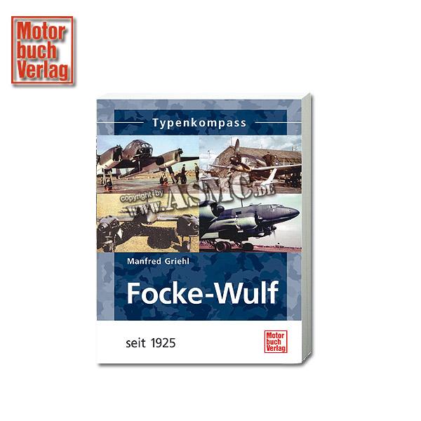 Book Focke-Wulf - seit 1925